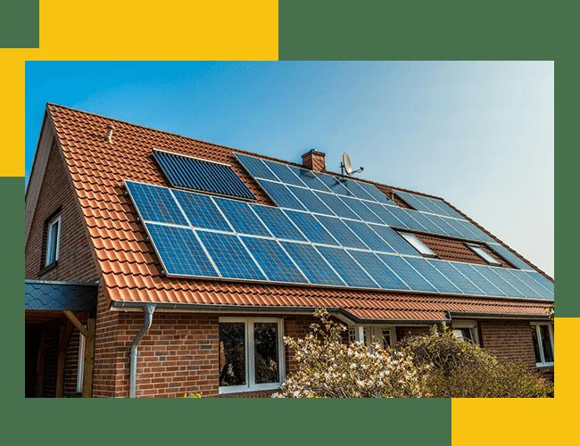 Les panneaux aérovoltaïques