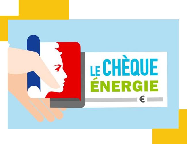 Dispositif du chèque énergie