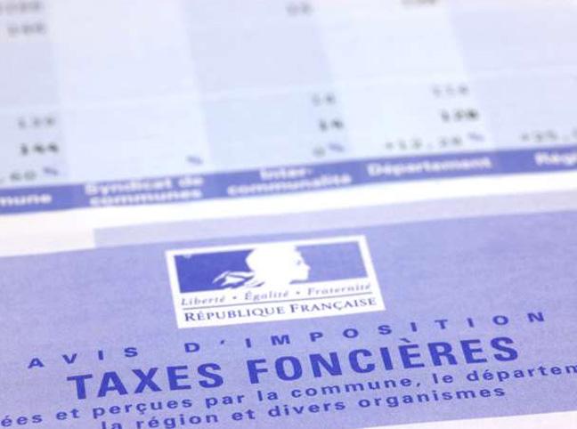 Exoneration de la taxe foncière