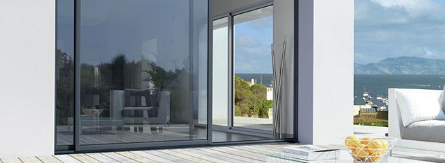 Installation de fenêtres à double vitrage